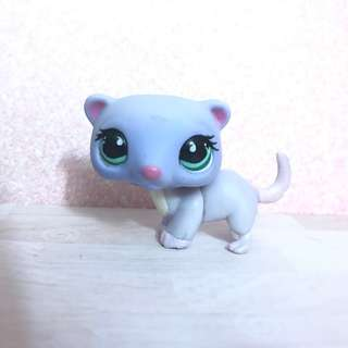 Littlest Pet Shop Uncommon Ferret