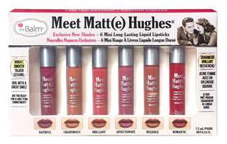 The balm matte liquid lipstick