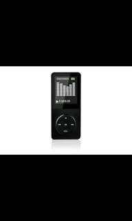 AD-Evolve 3合1 MP3播放器+FM收音機+錄音機(8GB)