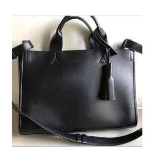 Samsonite black office bag