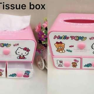 Hello Kitty Tissue Dispenser