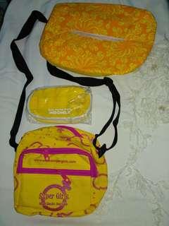 [Nego/barter] Paket kuning ( 3 item )