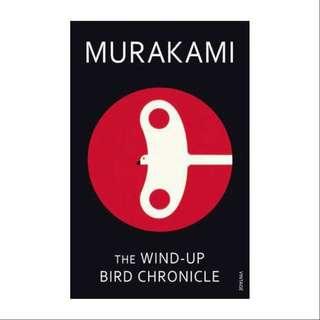 The wind-up bird chronicles by Haruki Murakami