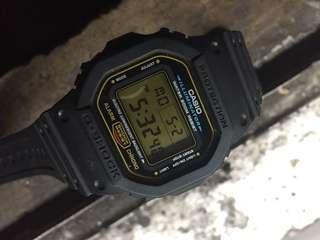 GSHOCK DW-5600E