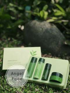 Innisfree green tea special kit EX 4 pcs