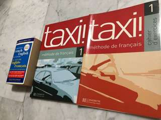 French Textbooks for Elementary Class