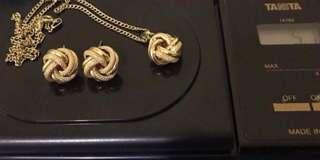 Saudi Gold Set 5.1Grams