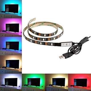 5 USB LED Strip Lights