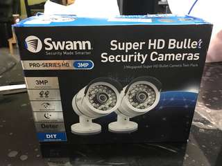 Swann 3mp Super HD bullet security camera