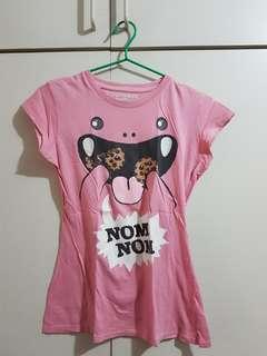 Cookie Nom Nom Tee shirt