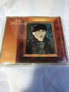 Joni Mitchell Cd Single - How Do You Stop