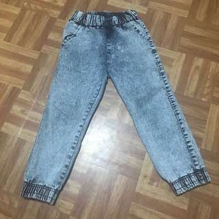 Jogger pants (4-5 yrs)