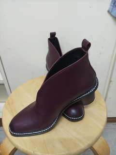 100% real,alex and sara boots size 39
