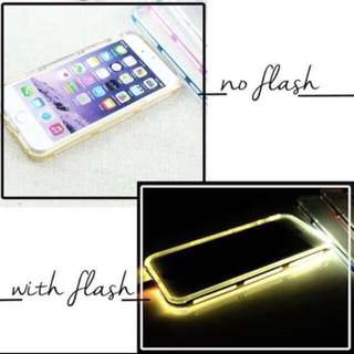 Lightning jelly case iphone 5/5s/SE