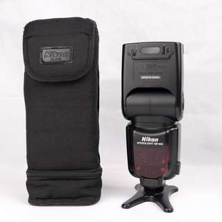 Nikon flash speed light