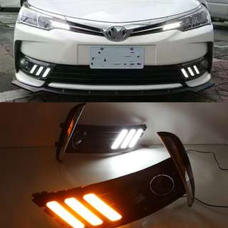 TOYOTA ALTIS DRL DAYLIGHT 2016-2018-ARROW LED