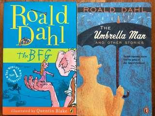 Roald Dahl - 2 books