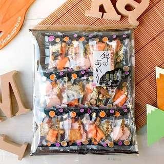 «Kimi Shop» 日本➜預購 日本竹新迷你綜合米果仙貝