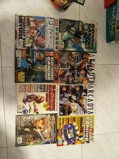 Electronic Gaming Monthly (EGM) & Arcadia