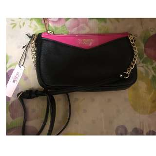 Vs sling / clutch bag