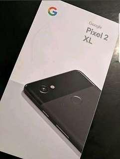 Google Pixel 2 XL 128GB Black edition