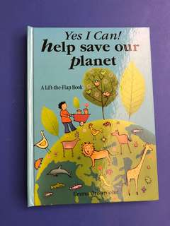 Yes I can ! Help save our planet