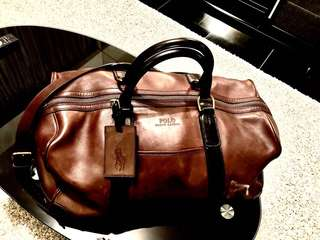 Ralph Lauren Duffle bag (Original) / Barely used