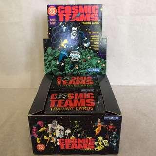 DC Cosmic Teams Booster Packs
