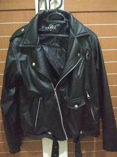 Jaket Kulit (Leather Jacket)