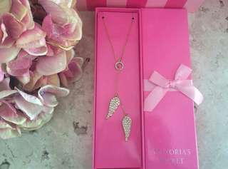 Victoria's Secret Angel Wing Necklace