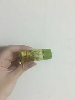Innisfree Apple juice cleaning oil mini size