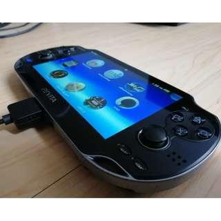 PS VITA 3.65 Jailbreak With Sim Card Slot and 1 Free Game Cartridge
