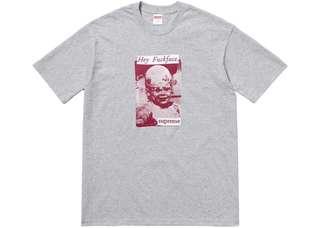 Supreme Hey FuckFace Tshirt