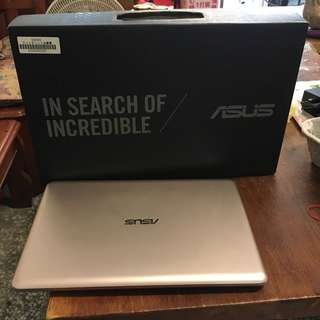 Asus x205ta notebook