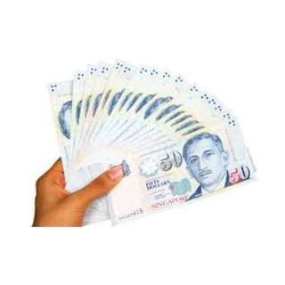 urgent need of cashflow for home bills, business or personal. please pm