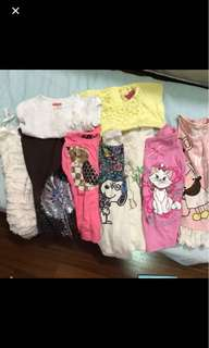 PL bundle of clothes for gal