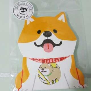 狗狗貼紙包