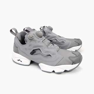 Reebok Pumps Grey