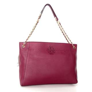 Tory Burch McGraw Shoulder Bag (SWIPE FOR MORE COLOURS!)