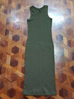 Cotton On Fitted maxi (S)