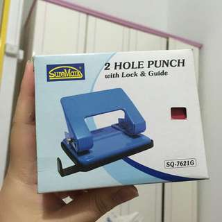 NEW Hole Puncher