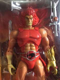 Lion-O Limitted Edition Singapore Toycon'12 exclusive