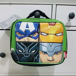 AVENGERS MARVEL INSULATED LUNCH BAG