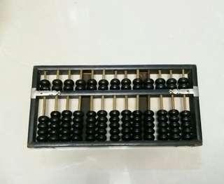 60-70年代算盤
