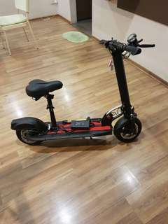 Brand new e scooter
