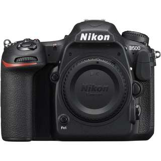 Nikon D500 DSLR Camera ( Body Only )