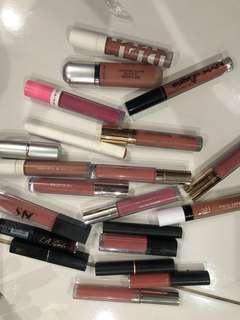 Lipstick dan lipcream
