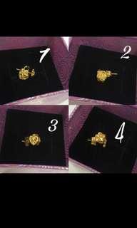 10k Saudi Gold