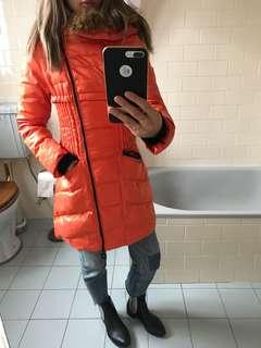 Padded puffer jacket size 6 aus