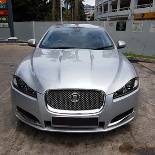 Rent/Sales Jaguar XF ($288/ day) ($2888/mth)